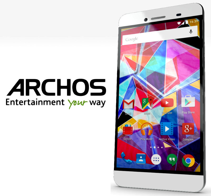 """ARCHOS Diamond Plus"""