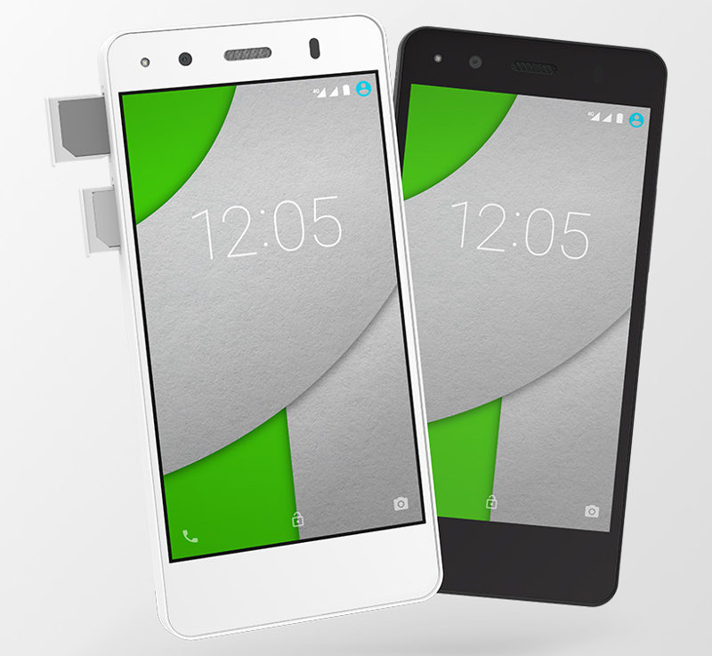 """BQ Aquaris A4.5 Android One Smartphone"""