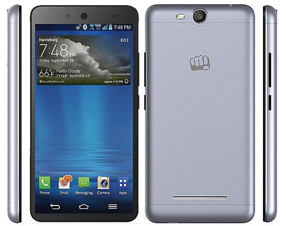 """Micromax Canvas Juice 3"""