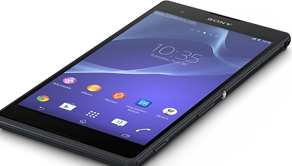 """Sony Xperia T2 Ultra Dual"""