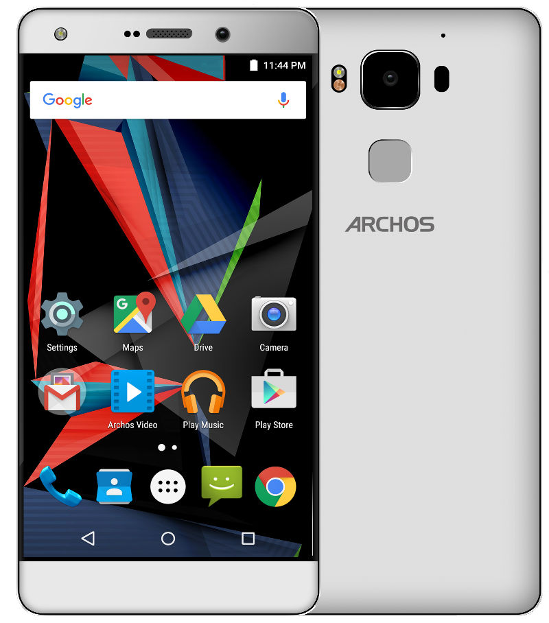 """ARCHOS Diamond 2 Plus android smartphone"""