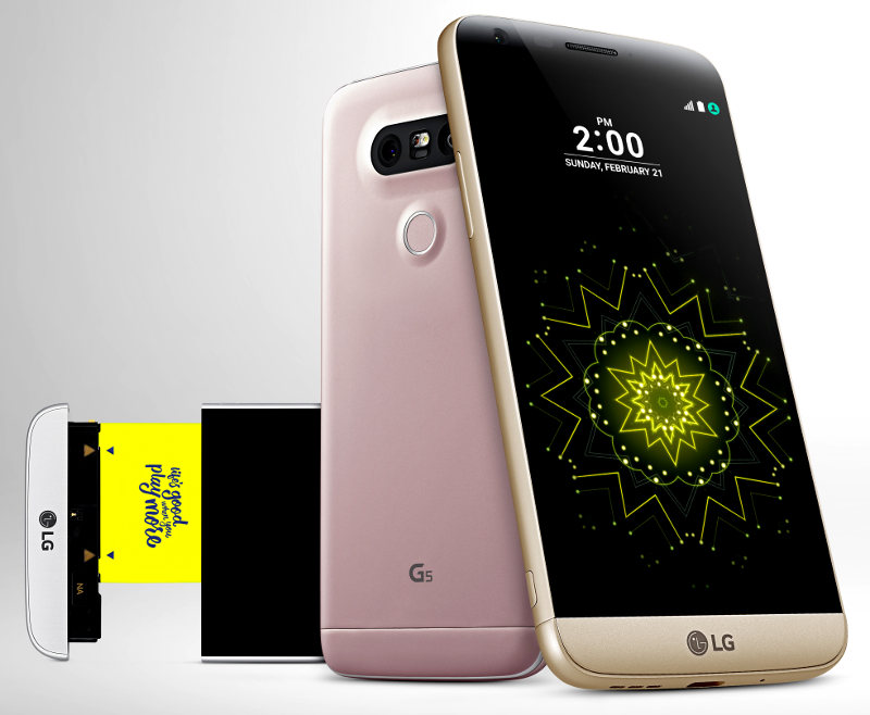 """""""LG G5 flagship android smartphone"""""""
