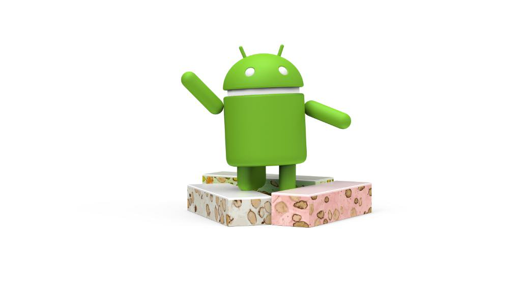 """Android nougat"""