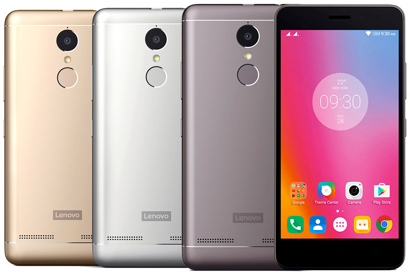 """Lenovo K6 Power"""