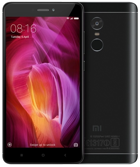 """Redmi Note 4"""
