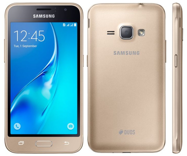Samsung Galaxy J1 4g With Volte Support Launched In India For Rs