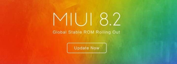 """MIUI 8.2 Global Stable ROM"""