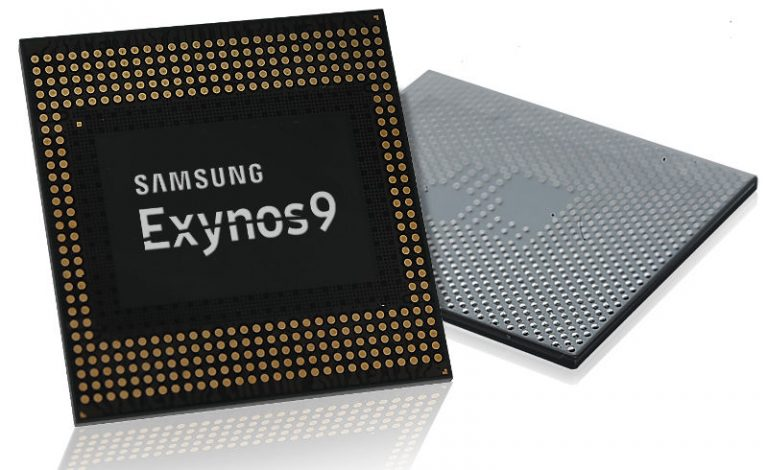 """Samsung Exynos 9 Series 8895 processor"""
