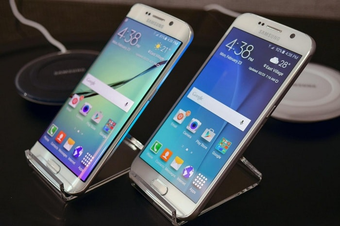 """Galaxy S6 and Galaxy S6 edge"""