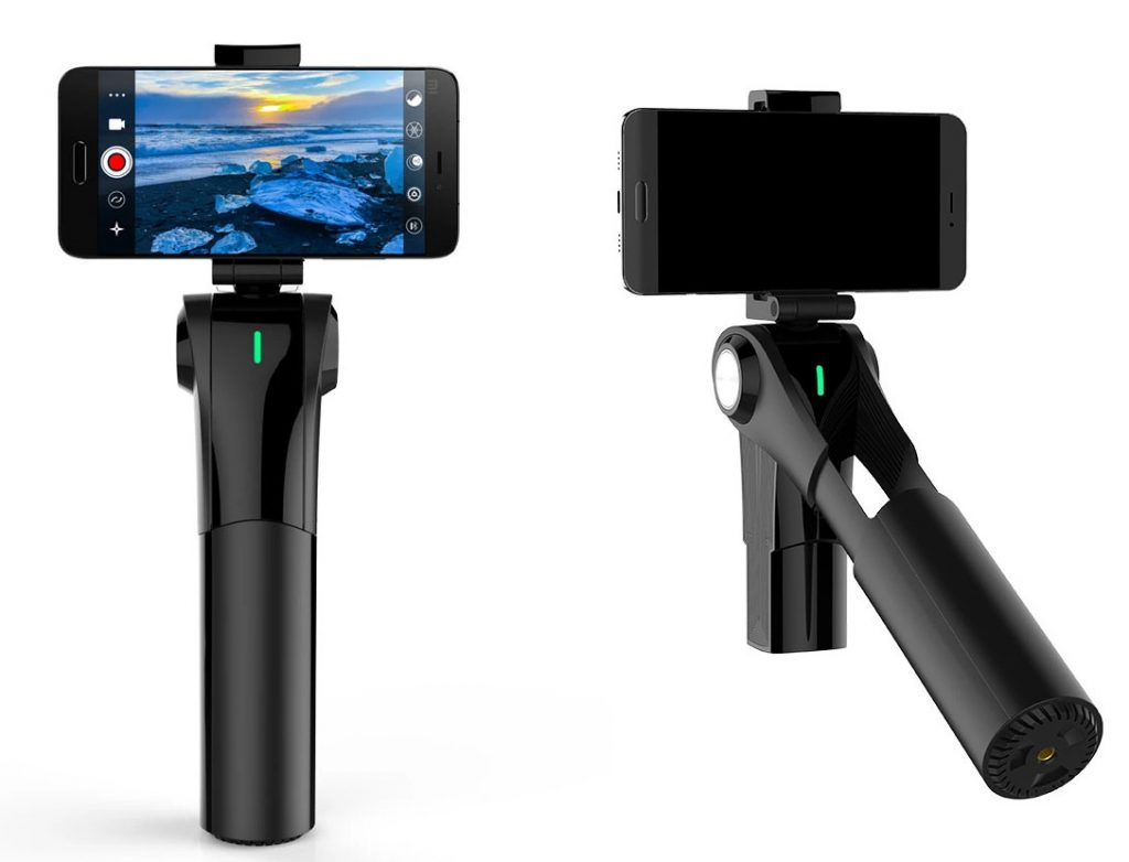 """Xiaomi Three axis Shooting Stabilizer for smartphones"""