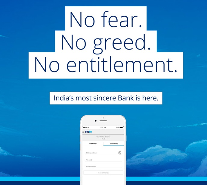 """""""Paytm Payments bank"""""""