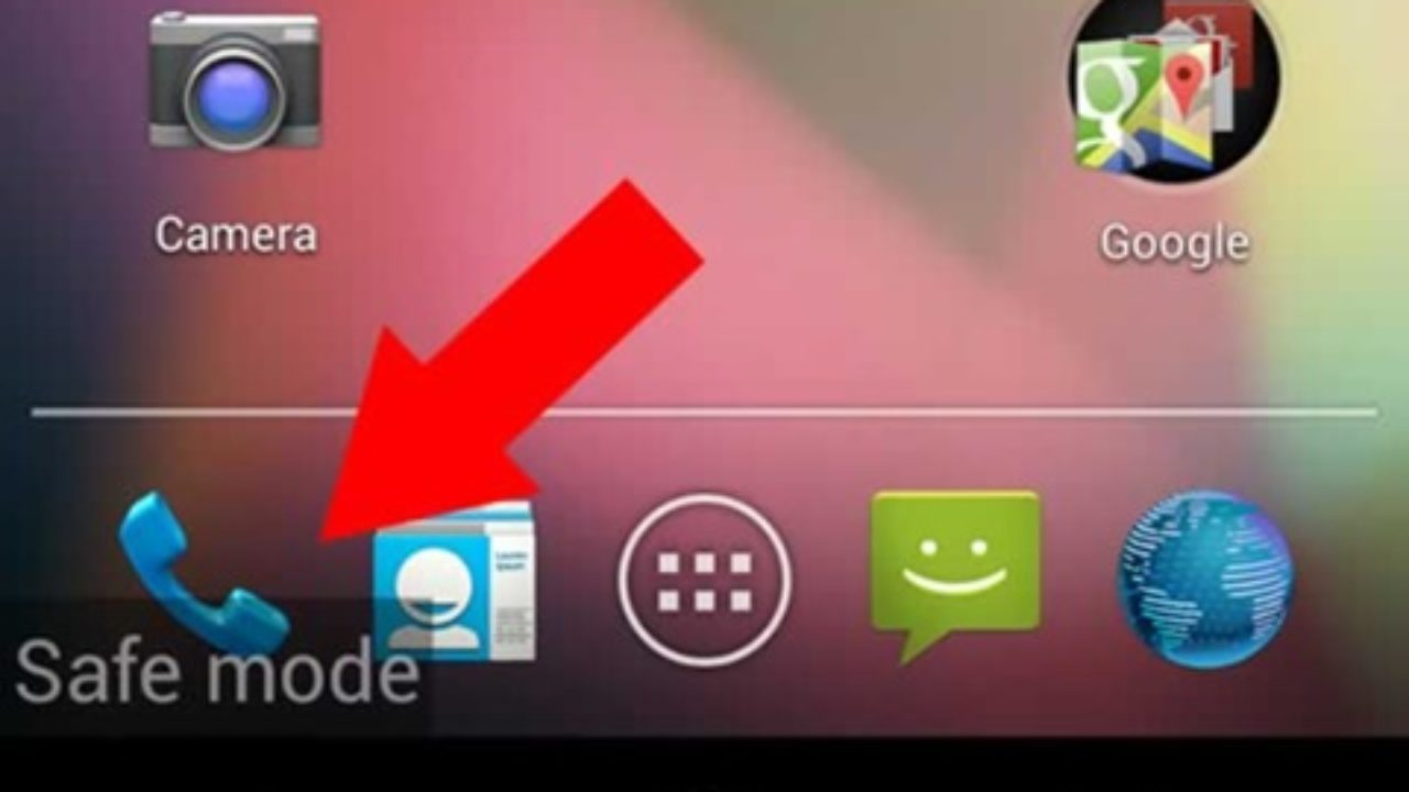 How to Enable or Disable Safe Mode on your Android Smartphone or